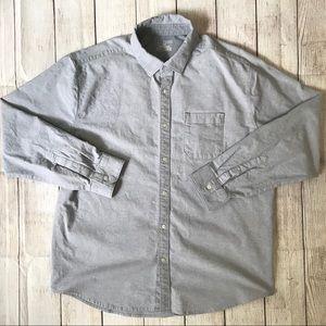 Under Armour Shirt Men's XXL Gray Heatgear
